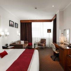 Гостиница DoubleTree by Hilton Novosibirsk 4* Студия разные типы кроватей фото 4
