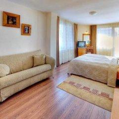 Bella Vista Family Hotel 3* Стандартный семейный номер с двуспальной кроватью фото 11