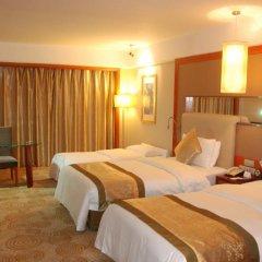 Prime Hotel Beijing Wangfujing 4* Стандартный семейный номер с двуспальной кроватью фото 4