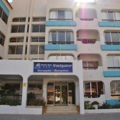 Отель Aparthotel Navigator городской автобус