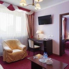 Гостиница Салют 4* Люкс с разными типами кроватей фото 7