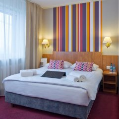 Start Hotel Atos Варшава комната для гостей фото 3