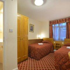 Seymour Hotel 2* Стандартный номер с двуспальной кроватью фото 16