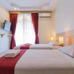 Отель Zing Resort & Spa 3* Номер Делюкс с 2 отдельными кроватями