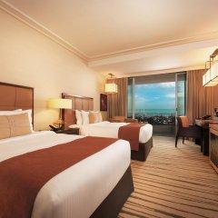 Отель Marina Bay Sands 5* Номер Делюкс с различными типами кроватей фото 6