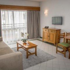 Luna Hotel Da Oura 4* Апартаменты с различными типами кроватей фото 8