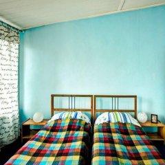 Мир Хостел Номер Эконом разные типы кроватей (общая ванная комната) фото 13