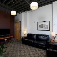 Отель Columbus Downtown - The Lofts 3* Стандартный номер с различными типами кроватей фото 5