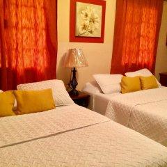 Hotel Casa La Cumbre Сан-Педро-Сула комната для гостей