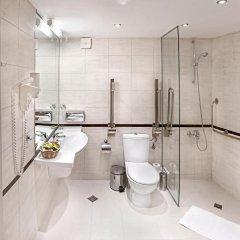 Отель Yastrebets Wellness & Spa Болгария, Боровец - отзывы, цены и фото номеров - забронировать отель Yastrebets Wellness & Spa онлайн ванная