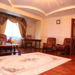 Олимп Отель 4* Президентский люкс с различными типами кроватей фото 4