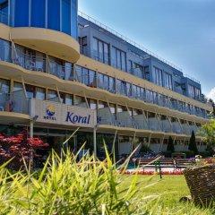 Отель Koral Болгария, Св. Константин и Елена - 1 отзыв об отеле, цены и фото номеров - забронировать отель Koral онлайн