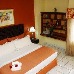 Отель Aparthotel Guijarros 3* Апартаменты с различными типами кроватей фото 5