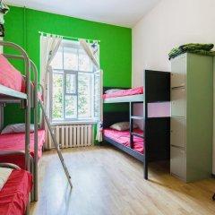 Гостиница Кубахостел Кровать в общем номере с двухъярусной кроватью фото 2