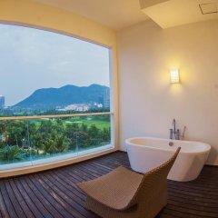 Отель Mingshen Golf & Bay Resort Sanya ванная