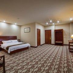 Hotel Shanghai City Номер Делюкс с различными типами кроватей
