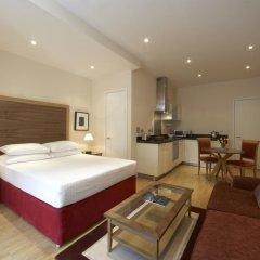 Апартаменты Marlin Apartments Stratford Студия с различными типами кроватей фото 2