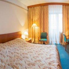 Президент Отель 4* Стандартный номер с различными типами кроватей фото 47