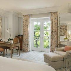 Отель The Peninsula Beverly Hills 5* Номер Делюкс с различными типами кроватей фото 3