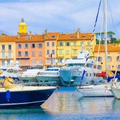 Отель Apart a Nice : A Breathtaking View on the Sea Ницца приотельная территория фото 2