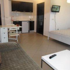 Отель Aparthotel Cote D'Azure 3* Студия Эконом с различными типами кроватей фото 39
