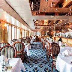 Отель Regis Hotelschiff Düsseldorf Германия, Дюссельдорф - отзывы, цены и фото номеров - забронировать отель Regis Hotelschiff Düsseldorf онлайн питание фото 2