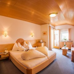 Отель Wellnesshotel Glanzhof 4* Стандартный номер фото 3