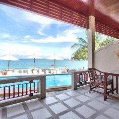 Отель Crystal Bay Beach Resort 3* Стандартный номер с двуспальной кроватью фото 2