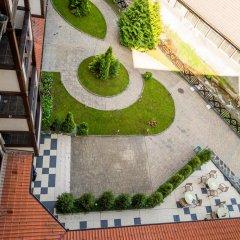 Отель Родопи Отель Болгария, Чепеларе - отзывы, цены и фото номеров - забронировать отель Родопи Отель онлайн балкон