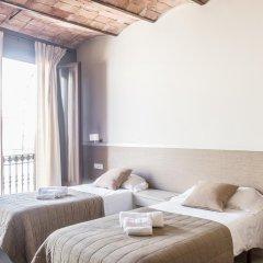 Отель HHB Испания, Барселона - отзывы, цены и фото номеров - забронировать отель HHB онлайн комната для гостей фото 2