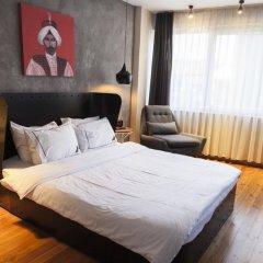 Отель SuB Karaköy - Special Class 4* Стандартный номер с различными типами кроватей фото 8
