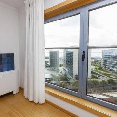 Апартаменты Apartments Lisboa - Parque das Nacoes комната для гостей фото 2