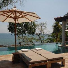 Отель Trisara Villas & Residences Phuket 5* Стандартный номер с различными типами кроватей фото 4