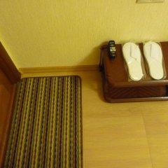 Апартаменты ComfortExpo Apartments сейф в номере