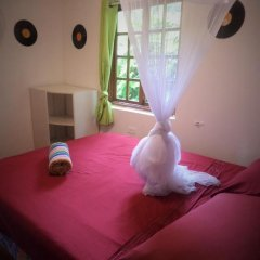 Отель La Familia Resort and Restaurant 3* Стандартный семейный номер с двуспальной кроватью фото 2