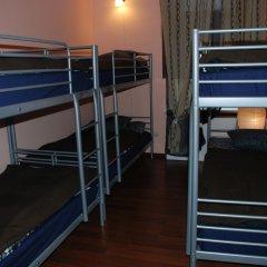 Hostel Moscow 444 Кровать в общем номере с двухъярусной кроватью