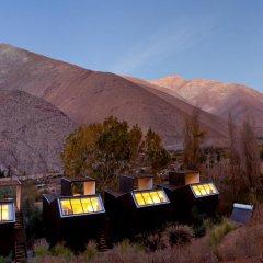 Отель Elqui Domos 2* Стандартный номер с различными типами кроватей фото 6