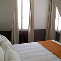 Отель Contact ALIZE MONTMARTRE 3* Стандартный номер с различными типами кроватей фото 24