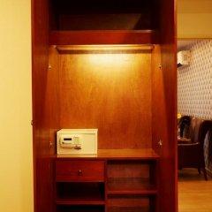 Отель Nova Park 3* Студия с различными типами кроватей фото 13