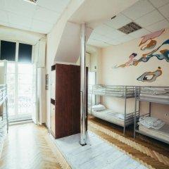 Art Hostel Кровать в общем номере с двухъярусной кроватью фото 28