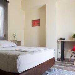 Отель Athens Way Lofts Греция, Афины - отзывы, цены и фото номеров - забронировать отель Athens Way Lofts онлайн комната для гостей фото 4