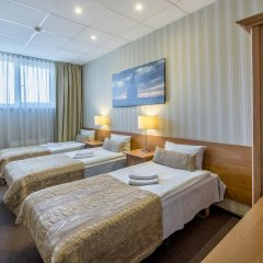 Отель Vilnius City 3* Стандартный семейный номер с двуспальной кроватью фото 2