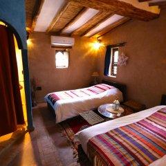 Отель Ecolodge Bab El Oued Maroc Oasis Стандартный номер с различными типами кроватей фото 2