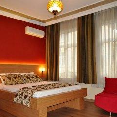 Хостел Antique Стандартный номер двуспальная кровать фото 6