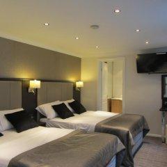 Goodwood Hotel 2* Стандартный номер с двуспальной кроватью (общая ванная комната) фото 4