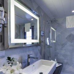 NH Collection Amistad Córdoba Hotel 4* Улучшенный номер с различными типами кроватей фото 9