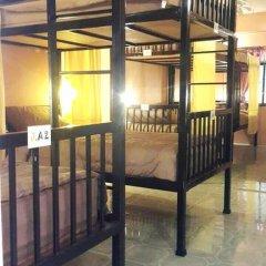 Jinda Hostel Кровать в общем номере с двухъярусной кроватью фото 19