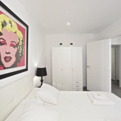 Отель The White Flats Les Corts Испания, Барселона - отзывы, цены и фото номеров - забронировать отель The White Flats Les Corts онлайн комната для гостей фото 8