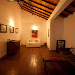 Отель Galle Heritage Villa by Jetwing 4* Номер Делюкс с различными типами кроватей фото 15