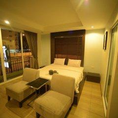 Отель Villa Navin Beach Residence 3* Номер Делюкс с различными типами кроватей фото 13